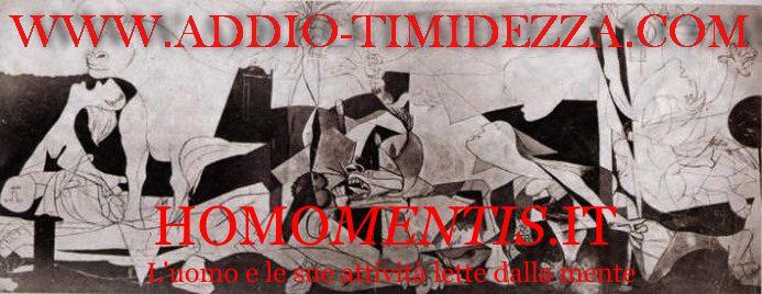 ADDIO TIMIDEZZA.COM