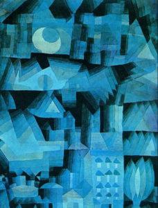 Paul Klee - città di sogno