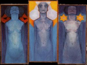 Piet Mondrian - evoluzione