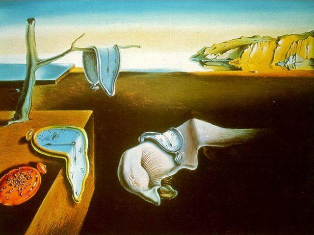Può il tempo presente essere quello giusto visto nel presente?