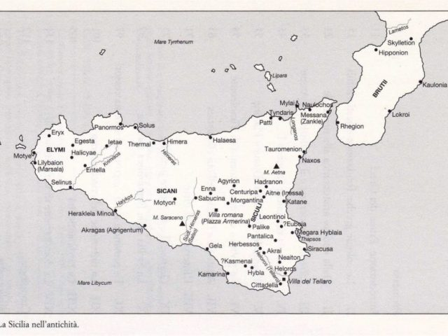 Tirannide, mercenariato e guerra: Sicilia, una situazione particolare